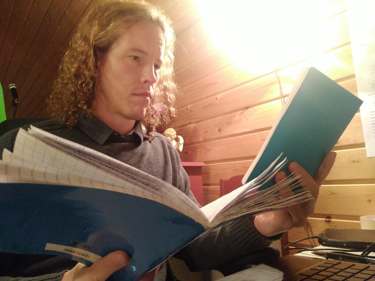 Mark reading notes